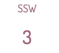 SSW 3