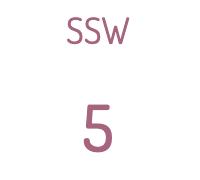SSW 5