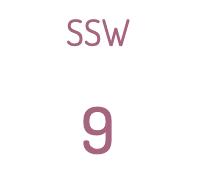 SSW 9