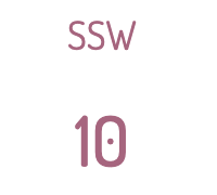 SSW 10