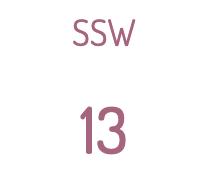 SSW 13