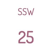 SSW 25