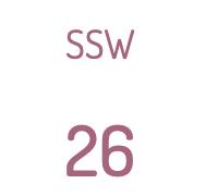 SSW 26
