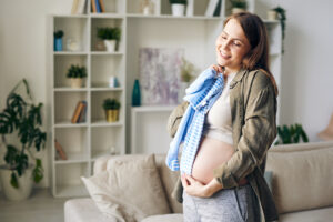 Auf die Geburt vorbereiten